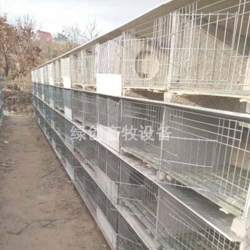 水泥母兔笼